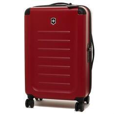 Spectra Victorinox Medium Case Vermelha