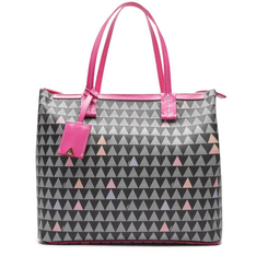 Shopping Schutz Bag Nina Triangle Pink