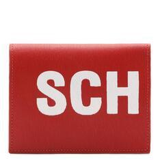 Porta Schutz Passaporte SCH Red