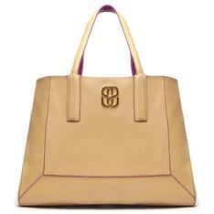 Shopping Schutz Bag Double Face Pink/Neutral